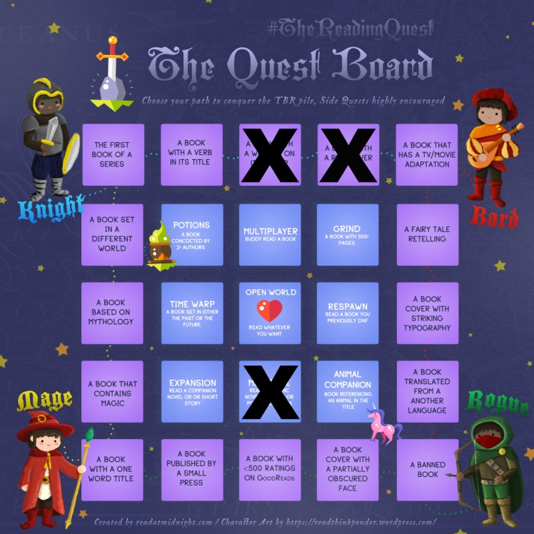 reading-quest-board